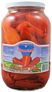Red Pepper Fillet (Vitaminka) 1900g - Parthenon Foods