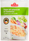 Vegetable Noodle Soup (vitaminka) 2.2oz - Parthenon Foods
