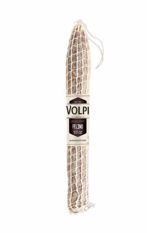 Felino Salame with Red Wine (Volpi) 20 oz. - Parthenon Foods