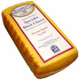 Widmers Specialty Brick Cheese, approx. 5lb - Parthenon Foods