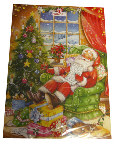 Advent Calendar (Windel) 75g - Parthenon Foods