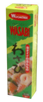 Neri Wasabi Paste (WoomTree) 42g (1.52oz) - Parthenon Foods