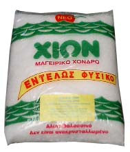 Sea Salt, Coarse (XION) 1kg (2.2lb) - Parthenon Foods