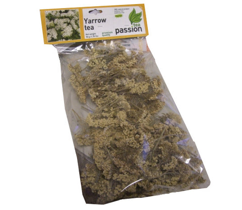 Yarrow, Passion Tea (KORO) 50g (1.76 oz) Loose - Parthenon Foods