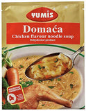 Chicken Flavored Noodle Soup (Yumis) 65g - Parthenon Foods