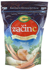 Zacin C Mixed Seasoning (Centro) 500g (17.6oz) - Parthenon Foods