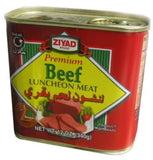 Beef Luncheon Meat (Ziyad) 12 oz (340g) - Parthenon Foods