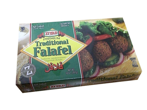 Traditional Falafel (Ziyad) 14 oz (397g) - Parthenon Foods  - 1