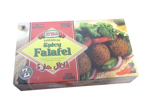 Spicy Falafel (Ziyad) 14 oz (397g) - Parthenon Foods