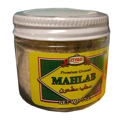 Mahlep Ground (Ziyad) 1oz - Parthenon Foods
