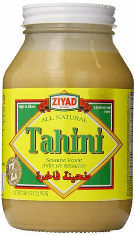 Tahini, Ground Sesame Seeds (ziyad) 2lb - Parthenon Foods