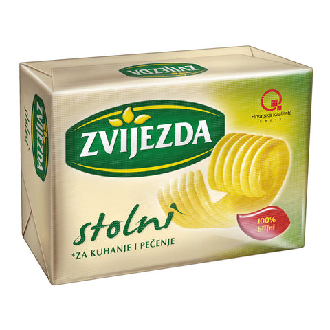 Table Margarine, Stolni (Zvijezda) 250g - Parthenon Foods