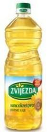 Sunflower Oil - Zvijezda, 1L - Parthenon Foods
