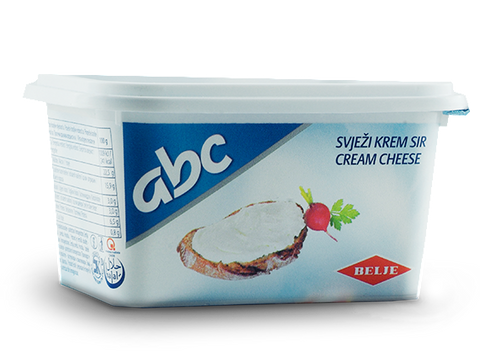 Cheese Spread abc, 200g (or 2x100g) - Parthenon Foods