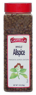 Allspice, Whole, 12 oz (340g) - Parthenon Foods