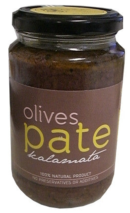 Angel Kalamata Olives Pate, 650g (22.9 oz) - Parthenon Foods