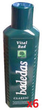 Badedas New Formula Classic Original Vital, CASE (6 x 25oz (750ml)) - Parthenon Foods
