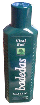 Badedas New Formula Classic Original Vital Bubble Bath Foam, (25oz) 750ml - Parthenon Foods