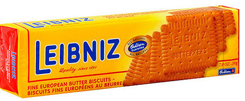 Butter Biscuits, Leibniz Keks, 200g - Parthenon Foods