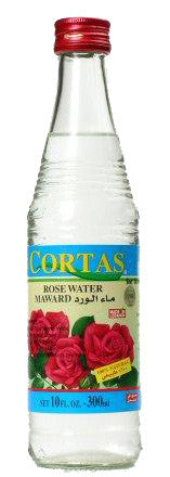 Rose Water (Cortas) 10 fl oz - Parthenon Foods
