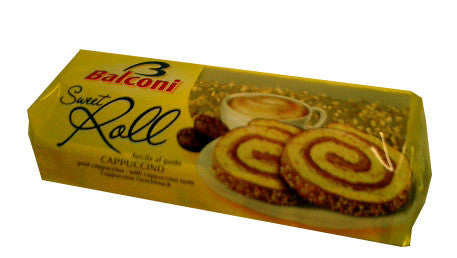 Sweet Roll Cappuccino, 300g - Parthenon Foods