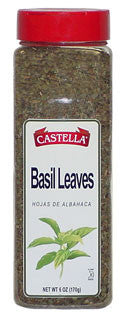 Basil Leaves, 24 oz (1.5 lb) - Parthenon Foods