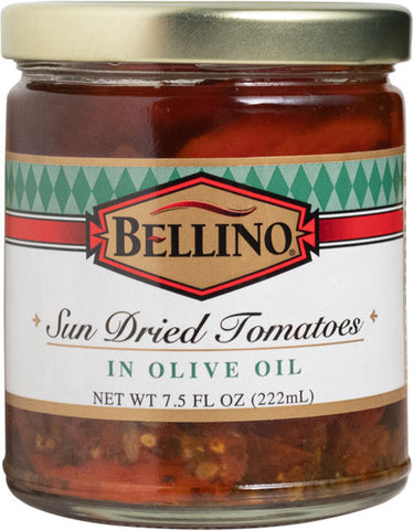 Sun Dried Tomatoes (Bellino) 7.5 oz - Parthenon Foods