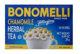 Chamomile Flowers Tea (Bonomelli) 0.99 oz (28g) - Parthenon Foods