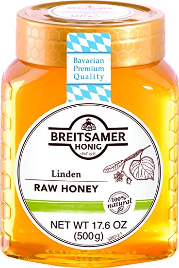 Lime (Linden) Blossom Honey (Breitsamer) 500g