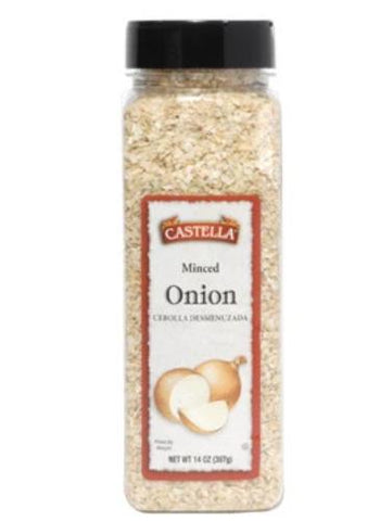 Minced Onion (Castella) 6 oz (170g) - Parthenon Foods