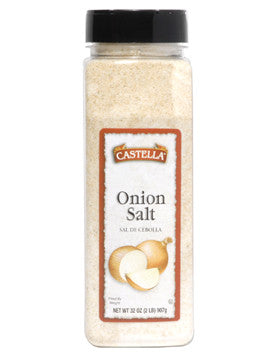 Onion Salt, 32oz - Parthenon Foods