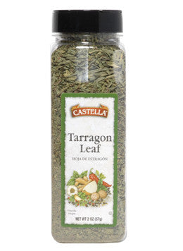 Tarragon Leaves (Castella) 1 oz - Parthenon Foods