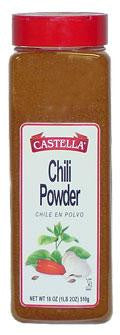 Chili Powder, Dark 8oz - Parthenon Foods