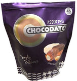 Chocodate with Almond, Assorted Bag 7.93 oz (225g) - Parthenon Foods