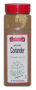Coriander, Ground, 6oz - Parthenon Foods