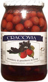 Strawberry and Gooseberry in Syrup (cracovia) 29.26oz (830g) - Parthenon Foods