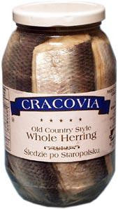 Whole Herring - Old Country Style, 26oz - Parthenon Foods