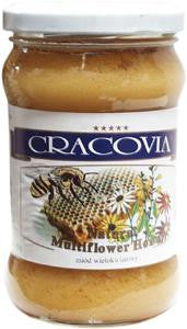 Multi Flower Honey (Cracovia) 400g - Parthenon Foods