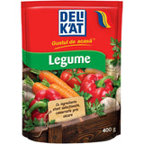Deli K'at (Delicat) Legume, Vegetable Seasoning, 400g - Parthenon Foods