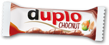 Duplo Whole Hazelnuts Covered in Wafer and Chocolate, 26g - Parthenon Foods