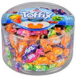 Toffix Center Filled Soft Candy (Elvan) 800g - Frutito Brand - Parthenon Foods