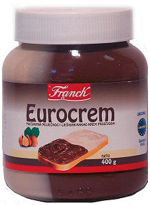 Eurocream Spread 2 color (franck) 400g - Parthenon Foods