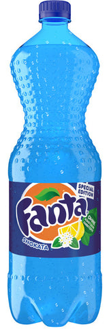 Fanta Shokata (Elderberry-Lemon) 1.5 L - Parthenon Foods