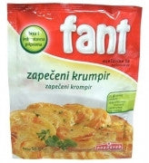 Fant Seasoning Mix for Potatoes, Zapeceni Krumpir, 50g - Parthenon Foods