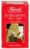 Fine Ground Coffee (franck) 250g, RED PKG, Jubilarna - Parthenon Foods
