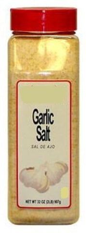 Garlic Salt, 14oz - Parthenon Foods