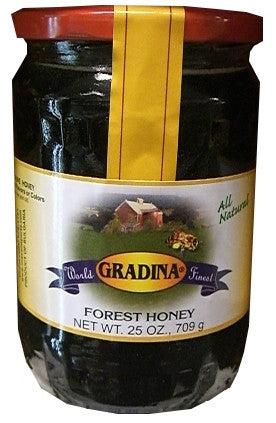 Forest Honey (Gradina) 25 oz - Parthenon Foods
