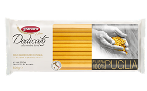 Ziti Pasta No. 8 Long (Granoro) 500g - Parthenon Foods