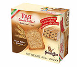 Toast Rusks - Whole Wheat (GrissinBon) 250g - Parthenon Foods