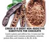 Rogac, Ground Carob (Vava) 250g - Parthenon Foods